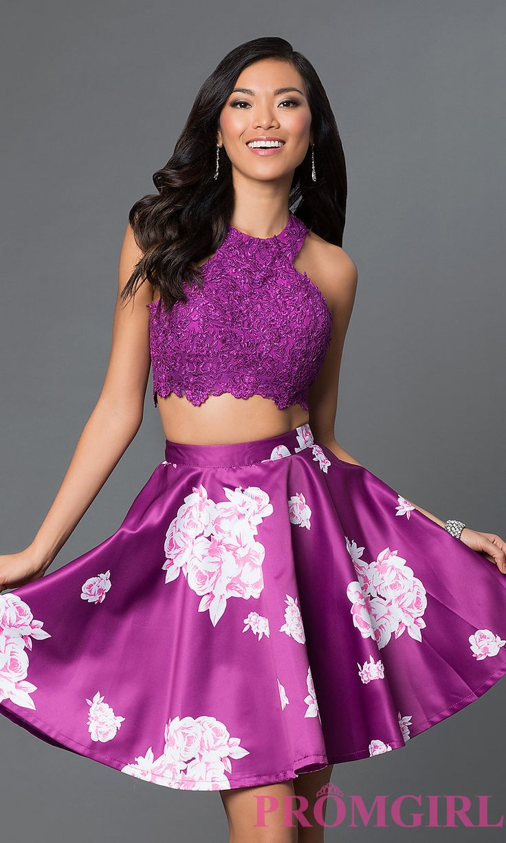 25 best Homecoming 2016 Trend: Two-Piece images on Pinterest | Party ...