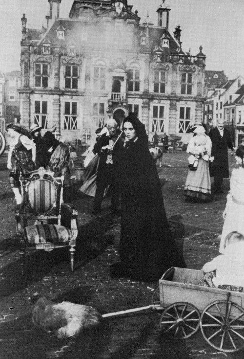 Isabelle Adjaniin Nosferatu: Phantom der Nacht. Herzog. 1979.