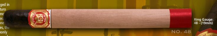 Share Arturo Fuente Anejo Reserva #48 Cigars - Maduro Box of 25 Online. Free Shipping over $199