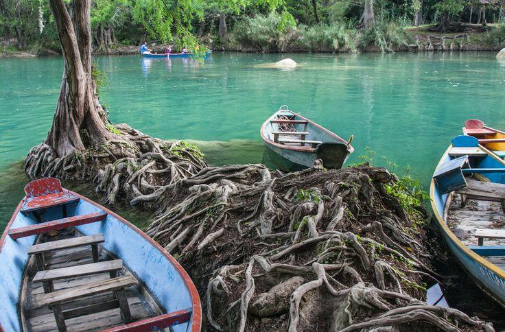La naturaleza más fantástica y los asombrosos colores del agua de #LosMicos, en #SanLuisPotosi. http://www.bestday.com.mx/San_Luis_Potosi/ReservaHoteles/
