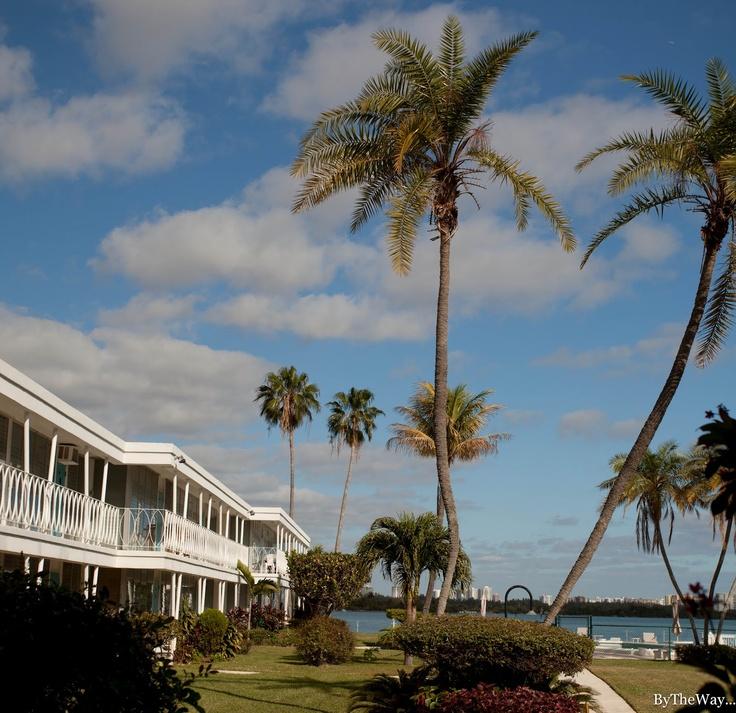 Dexter Morgan's place - Miami