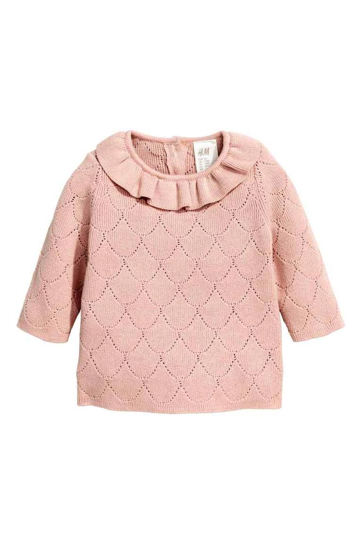 Fine-knit jumper   H&M