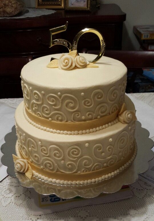 50 wedding anniversary cake ideas 25 best ideas about 50th anniversary cakes on 1126
