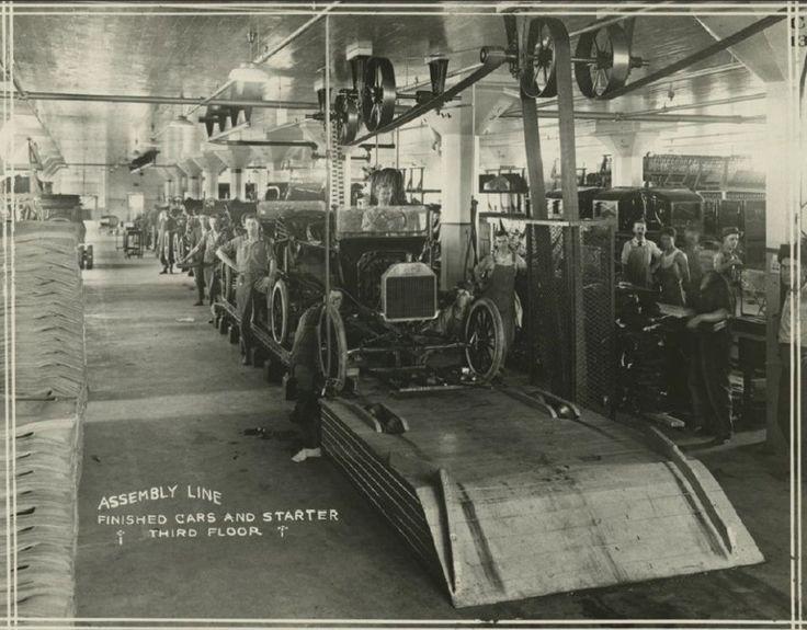 Best 286 oklahoma ideas on pinterest oklahoma city for Motor city assembly line