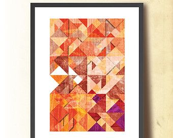 Autumn Leaves curated by The Portuguese Room on Etsy