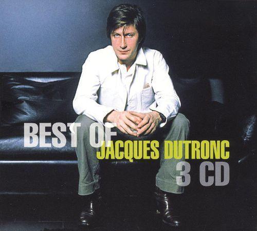 Best of Jacques Dutronc [3 CD Box] [CD]