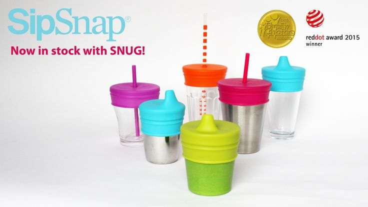 SipSnap is a drinking lid that turns any cup into a spill-proof cup for kids, anytime, anywhere.
