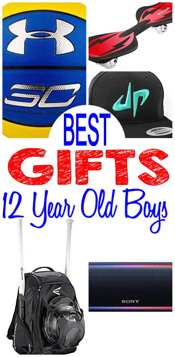 12 Year Old Boys Gifts 12 Year Old Boy Birthday Gifts For Teens Gifts For Boys