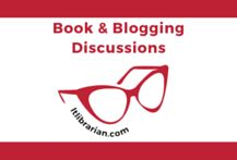 Book & Blogging Discussions | Lunch-Time Librarian | let's discuss! From YA cliches to fighting blogging jealousy, let's get to know each other and chat