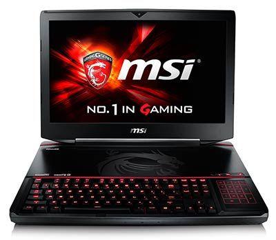 Nouvel ordinateur portable gaming chez MSI : GT80 Titan - Le premier ordinateur portable gaming équipé d'un clavier mécanique. . Le développement conjoint de solutions matérielles et logicielles entre MSI et Steelseries promet à l'utilisateur un confort ...