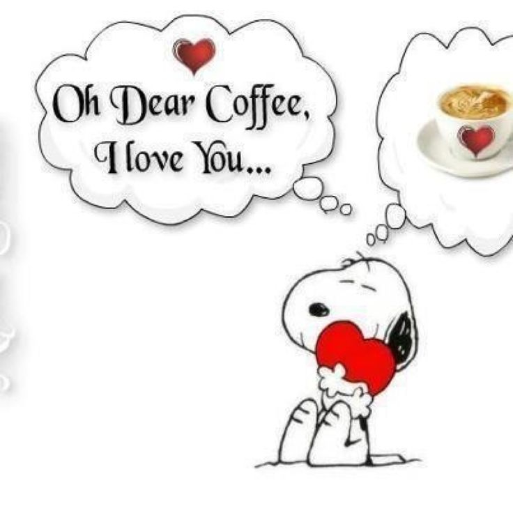 good morning M.....have you had your coffee yet?