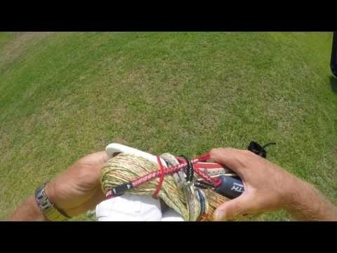 Kite Board/Surf Equipment Assembly & Setup #VLOG 2 - VIDEO - http://worldofkitesurfing.com/kitesurf/videos-kitesurf/kite-boardsurf-equipment-assembly-setup-vlog-2-video/