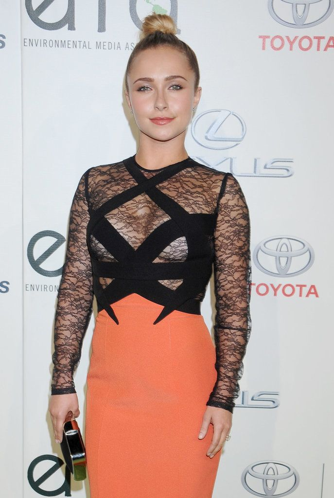 Hayden Panettiere's Inspiring Hollywood Evolution in 48 Photos