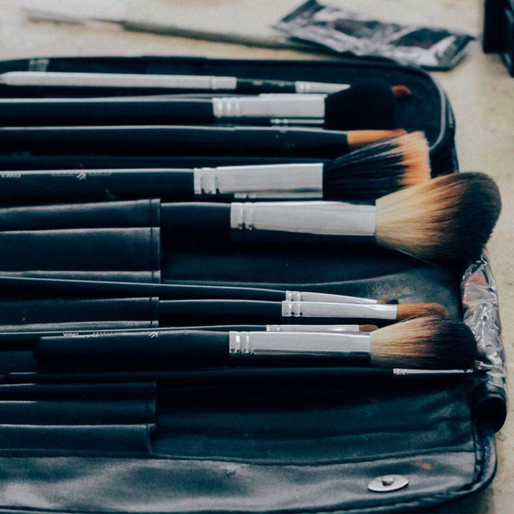 Weet jij welke make-up kwasten waar voor zijn? Na het lezen van deze blog wel! ;-)   #makeup #beauty #tools #brush #love