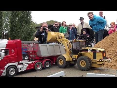 Rc Truck (Træf i Jesperhus Blomsterpark) - YouTube