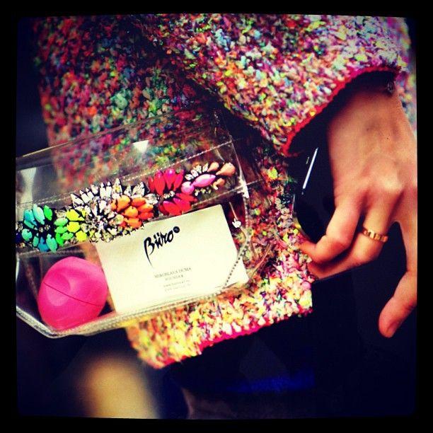 Get your @shourouk fix like @miraduma #chanel #jewels #designer #handbags @jewelsthatrock
