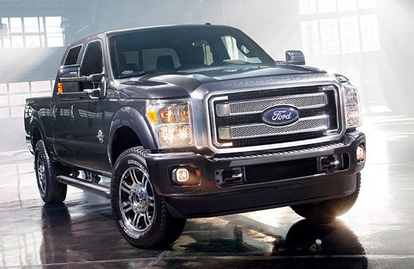 2013 Ford Super Duty – Review