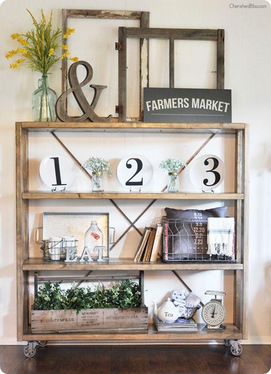 wood projects restoration hardware inspired rolling bookshelf with free woodworking plans