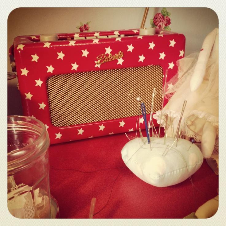Cath Kidston Wedding Gift List : Cath Kidston Roberts radio