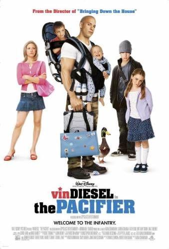 Гледайте филма: Умиротворителят / The Pacifier (2005). Намерете богата видеотека от онлайн филми на нашия сайт.