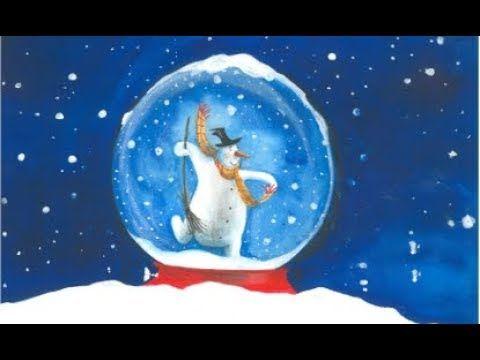 Ik lees interactief voor uit: De kleine sneeuwman van Harmen van Straaten. voorleesfilmpje!