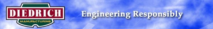 Diedrich Manufacturing, Inc. - Diedrich Coffee Roasters   Logo Header. Sandpoint, ID.