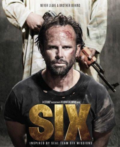 Six 1.Sezon 1.Bölüm Yayında
