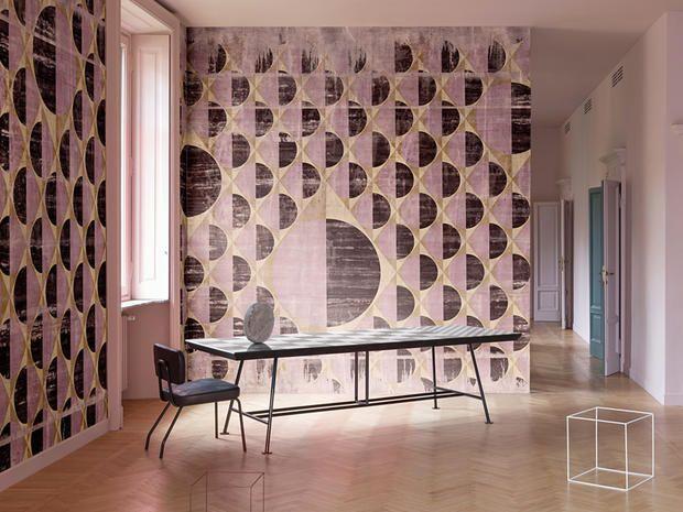 Gio Pagani a Maison&Objet 2017: l'azienda ha presentato la nuova collezione di carte di wallpaper realizzata con Wall&Decó