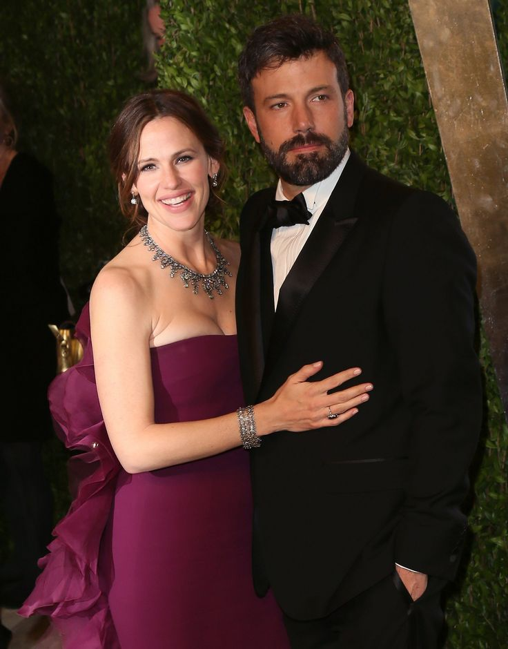 Jennifer Garner and Ben Affleck - Together now for nine years, Jennifer Garner and Ben Affleck met while filming Pearl Harbor, but didn't fall in love until starring together in Daredevil in 2004. Within a year, the two were engaged, Garner was pregnant, and they got married in a secret wedding in Turks and Caicos.