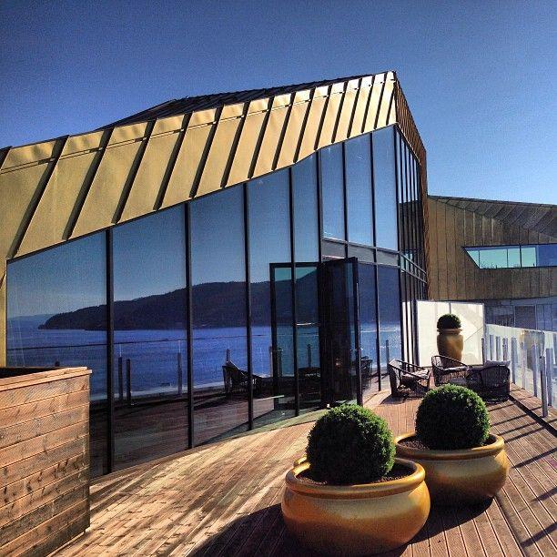 Golden Terrace - Clarion Hotel & Congress Trondheim