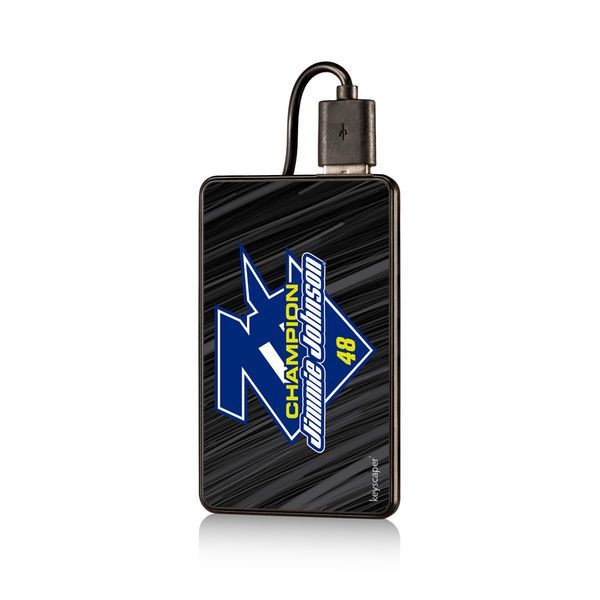 Jimmie Johnson 2016 Sprint Cup Champion 2200 mAh Portable USB Charger - $29.99
