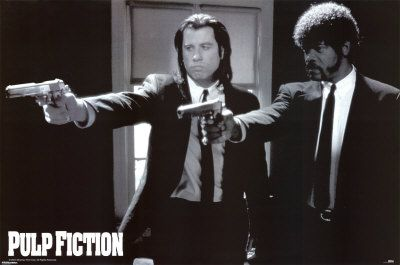 Pulp Fiction Poster at AllPosters.com
