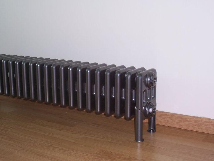 Radiateur design VD 0721– varela designLe radiateur design VD 0721 existe en chauffage central et électrique. Ce modèle plinthe tubulaire en acier se fait e