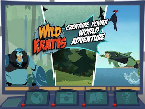 pbs wild kratts world adventure