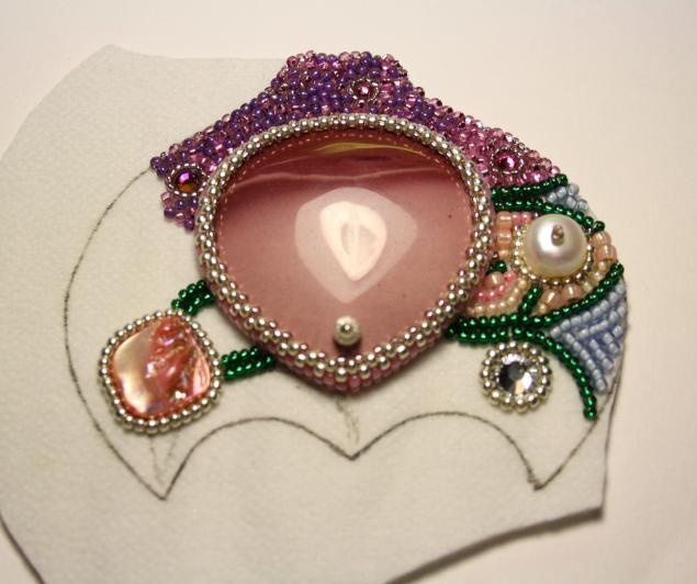 Images about jewellery bead embroidery on pinterest
