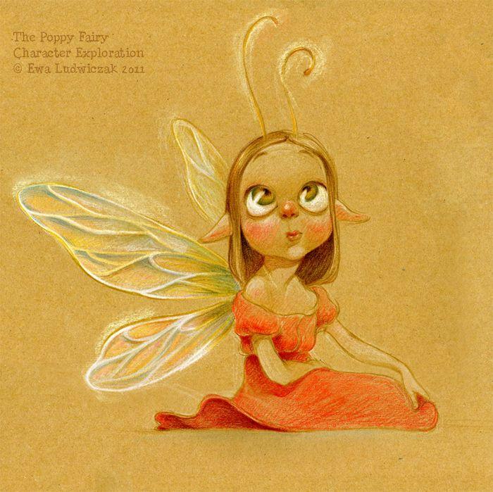 Очаровашка фея