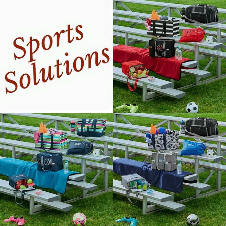 Sports solutions from Thirty-One www.mythirtyone.com/AlliRambles