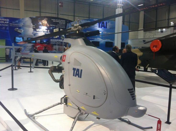 TAI Sivrisinek ( Insansiz Helikopter )