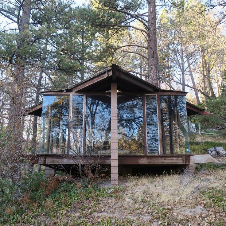 "493 Likes, 17 Comments - Rob Kallick (@takesunset) on Instagram: ""Abandoned lakeside pavilion c. 1961 🛶 #davidfowler"""
