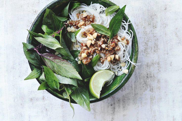 Nuoc Leo, a Vietnamese peanut sauce