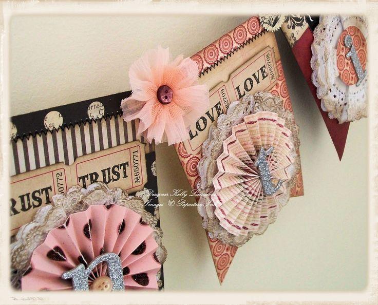 Flutter by atomicbutterfly: *Valentine* Banner