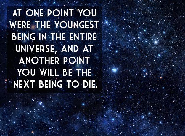Diese 22 Fakten über den Weltraum werden Sie dazu bringen, alles neu zu überdenken. Ich kann es immer noch nicht glauben … – Life is good