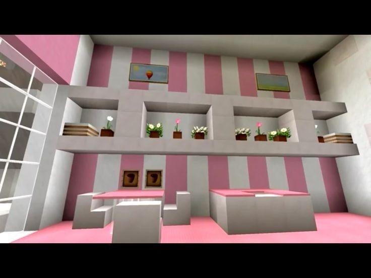 13 Lovely Minecraft Kitchen Ideas taartje Minecraft