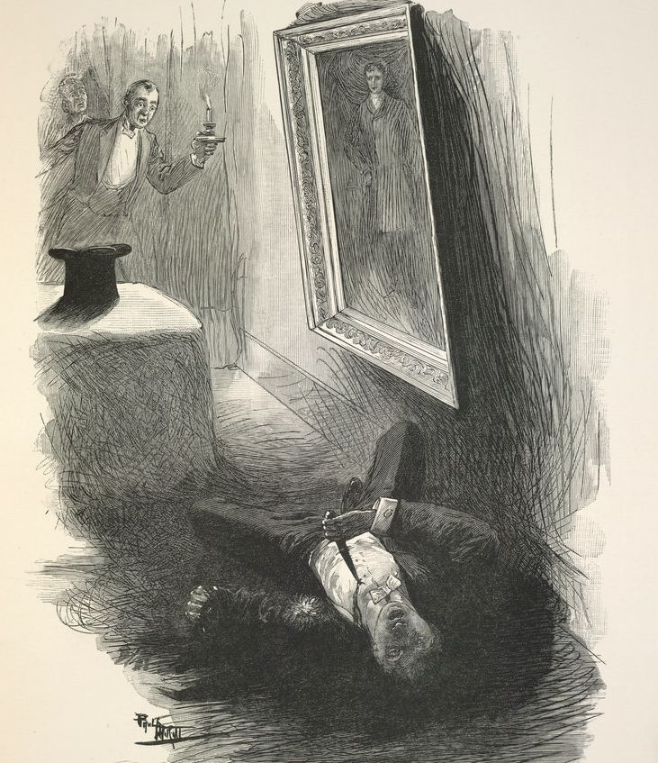 an analysis of the book the picture of dorian gray by oscar wilde 1949 quotes from the picture of dorian gray: 'the books that the world calls  immoral are books that show the world its own shame.