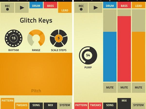 Figure app voor je iPhone: Beats maken met staafdiagrammen