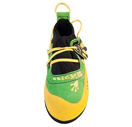 http://www.sportiva.com/products/footwear/climbingapproach/stickit