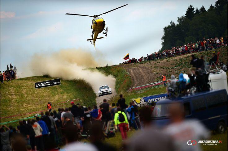Sebastian Ogier - Rally Poland 2014
