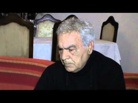 Addio al poeta Gigino Barone