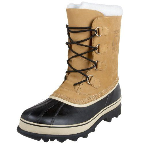 Sorel Men's Caribou NM1000 Boot,Buff,11 M - http://authenticboots.com/sorel-mens-caribou-nm1000-bootbuff11-m/