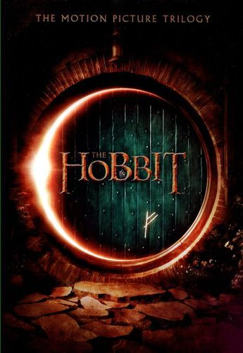 The Hobbit: Parts 1-3 Theatrical Triology [3 Discs] [Includes Digital Copy] [UltraViolet] [DVD]